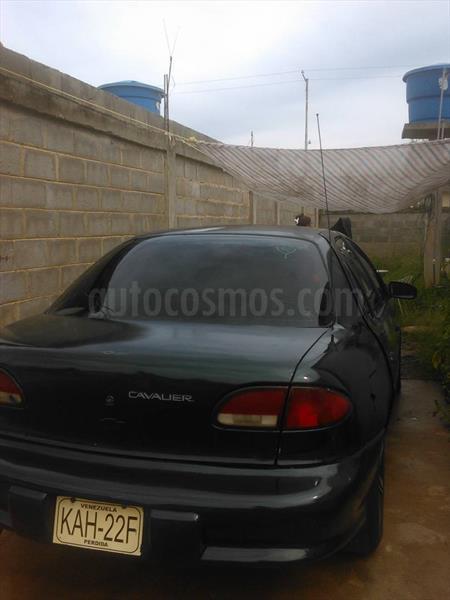 foto Chevrolet Cavalier Basico L4 2.2i 8V Usado