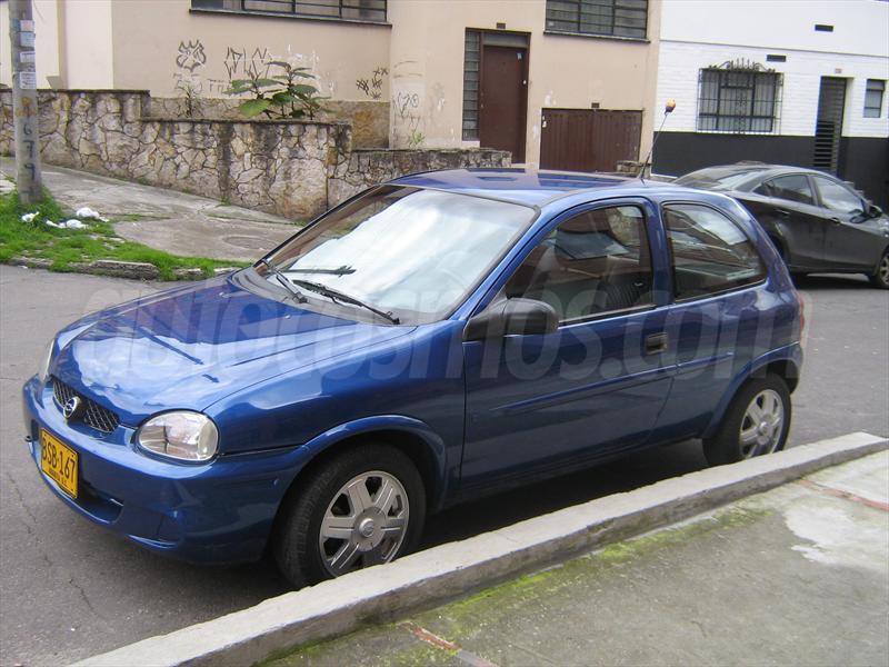 Venta Carros Usado Bogota Chevrolet Corsa Ctive 3