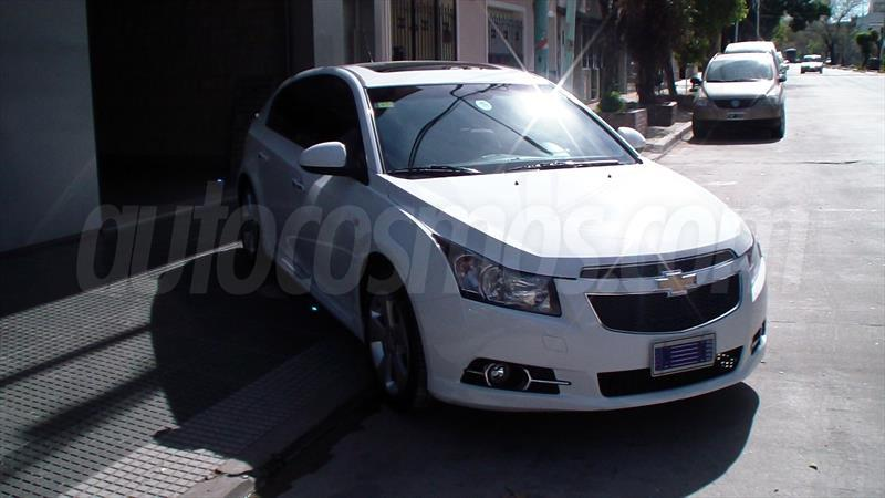 Chevrolet Cruze 5 1.8L LTZ 2012