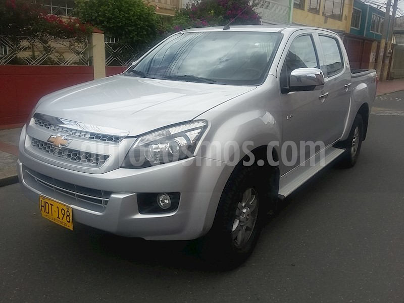 foto Chevrolet D-MAX 2.5L 4x4 CD Full usado