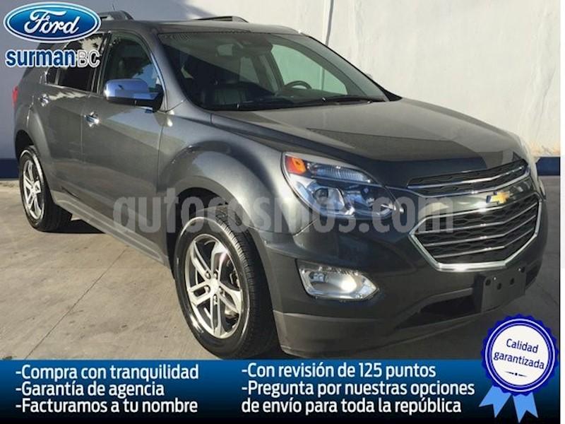 foto Chevrolet Equinox Premier Paq. F Seminuevo