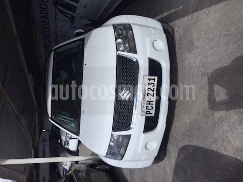 Chevrolet Grand Vitara Sz Next 20l 4x2 Usado 2014 Color Blanco