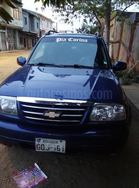 foto Chevrolet Grand Vitara 3P 1.6L usado