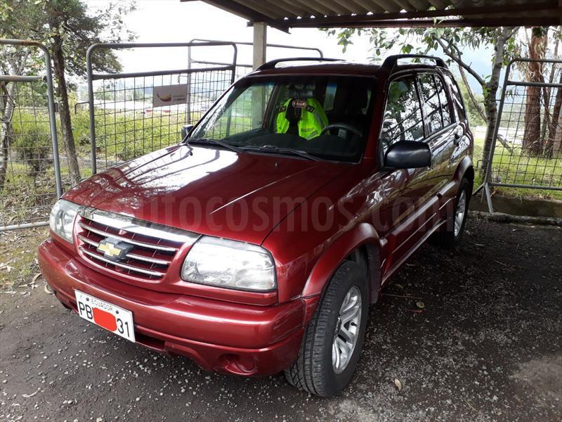 foto Chevrolet Grand Vitara 5P Ac usado