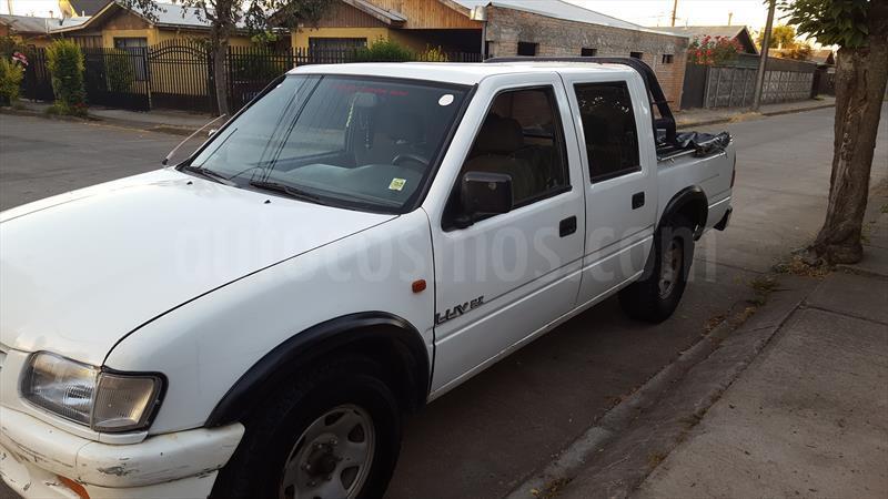 Chevrolet Luv Dlx 2 3 Dlx Usado  2000  Color Blanco Precio