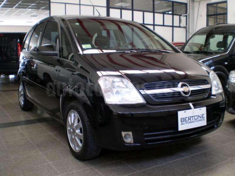 Venta Autos Usado Cordoba Chevrolet Meriva Gls