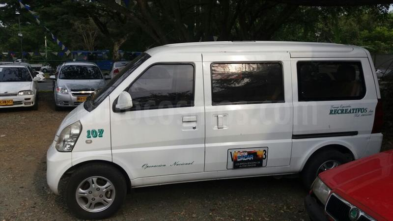 foto Chevrolet N300 Pasajeros 1.2L  usado