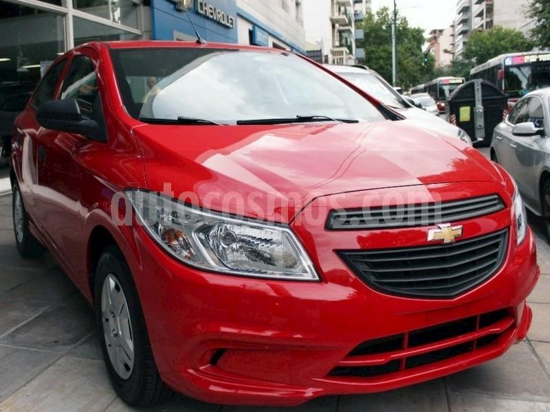 Chevrolet Onix Ls Joy Nuevo Color Rojo Precio 484900