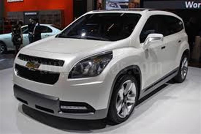 foto Chevrolet Orlando 2.4L Aut usado