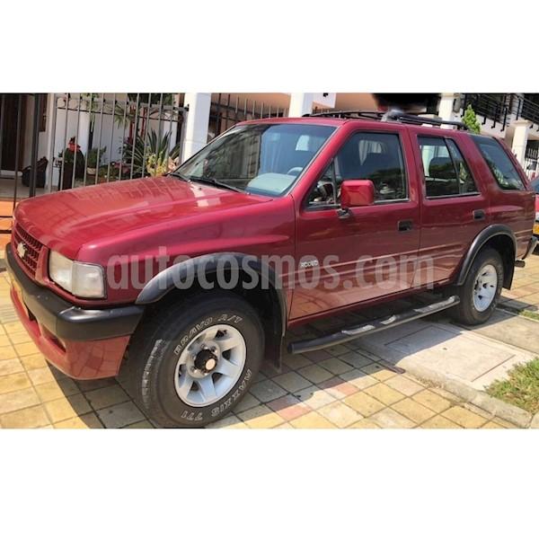 Chevrolet Rodeo V6 4x4 Usado 1997 Color Rojo Precio 20