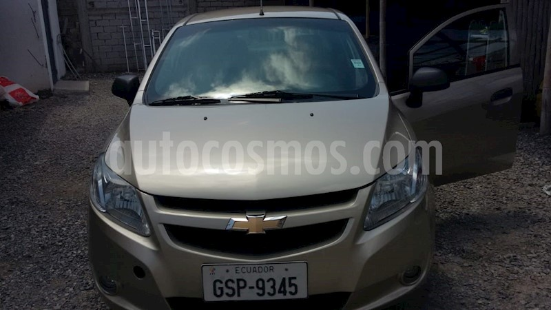 foto Chevrolet Sail Sedan 1.4L Ac Usado