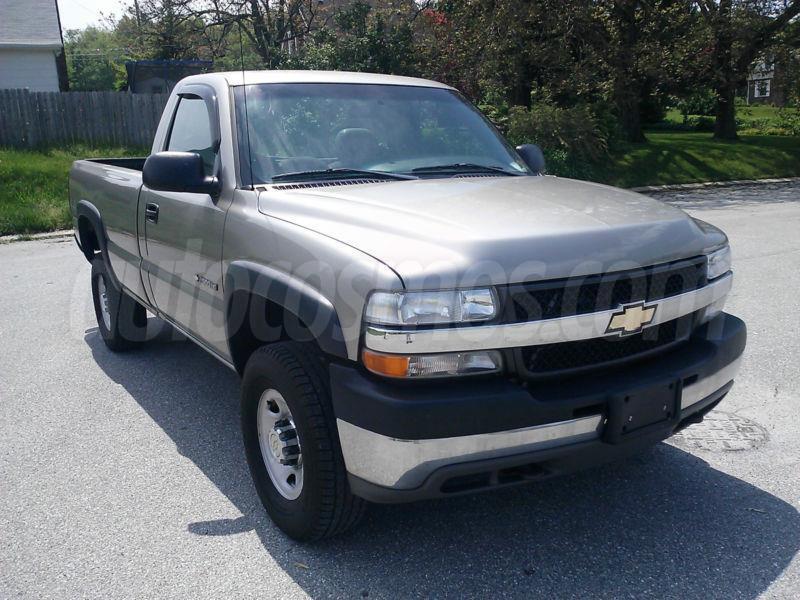 Chevrolet Silverado 2500 usados en México
