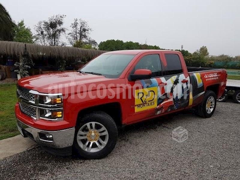foto Chevrolet Silverado 5.3L 4x4 LTZ usado