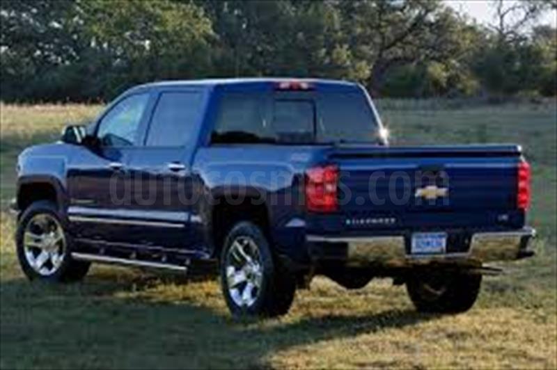 foto Chevrolet Silverado LT 5.3L Doble Cabina 4x4 usado