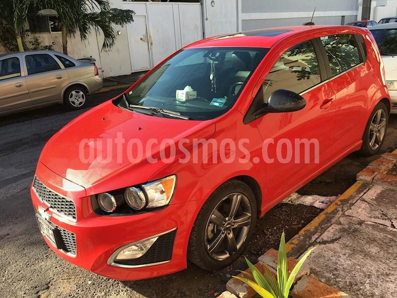 foto Chevrolet Sonic RS 1.4L Seminuevo