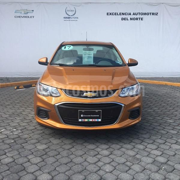 foto Chevrolet Sonic LS Seminuevo
