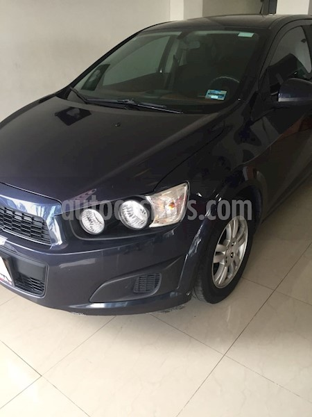 foto Chevrolet Sonic Paq D Seminuevo