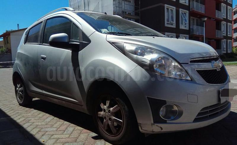 Chevrolet Spark Gt 12 Ac Usado 2012 Color Plata Precio 4800000