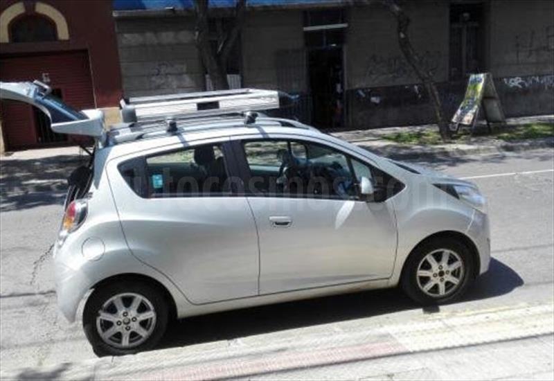 Chevrolet Spark Gt 12 Ac Usado 2013 Color Plata Precio 4400000