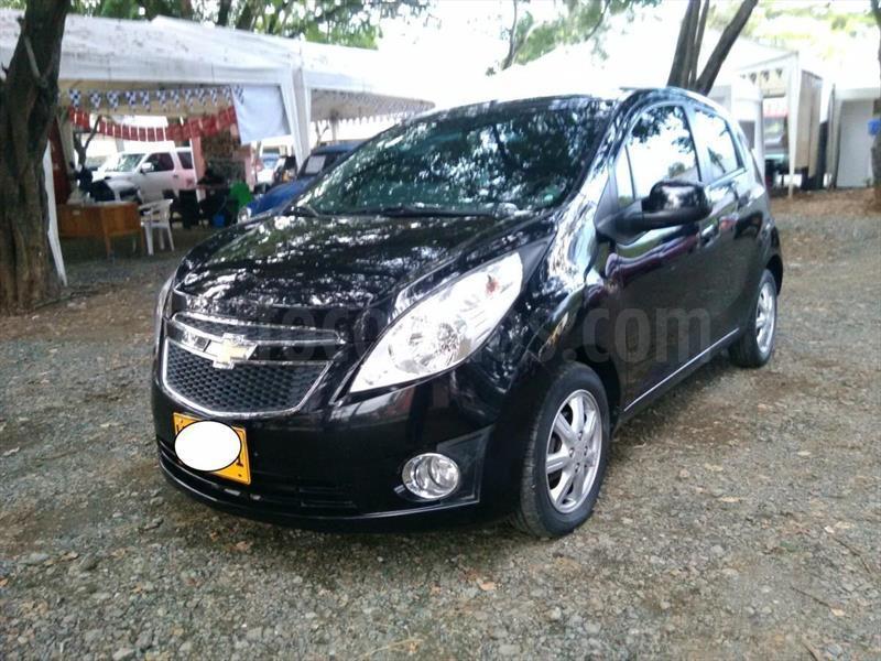 Chevrolet Spark Gt 12 Lt Usado 2014 Color Negro Precio 28000000