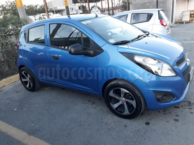 Chevrolet Spark Active Usado 2013 Color Azul Splash Precio 160000