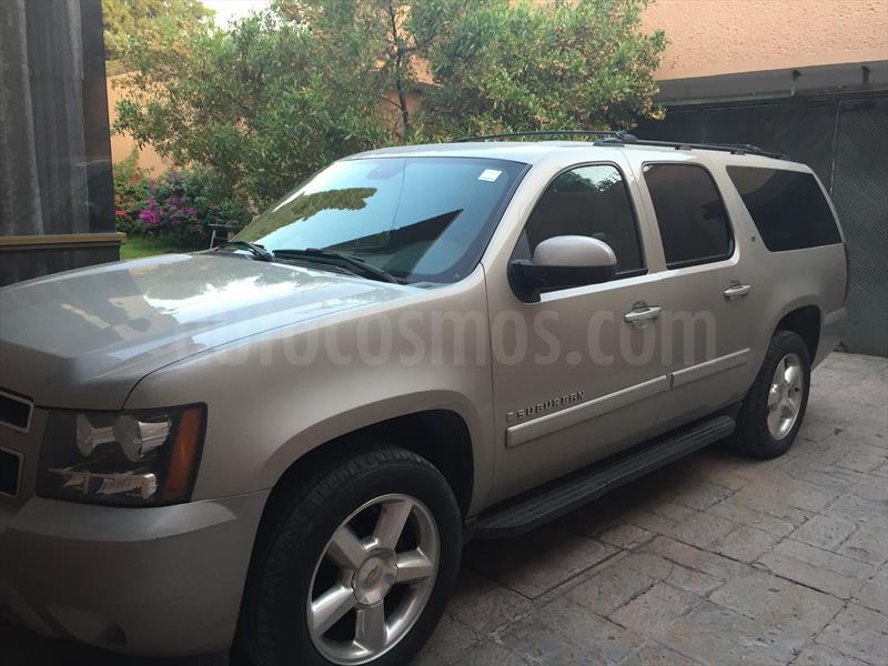 Venta autos usado - Queretaro - Chevrolet Suburban Paq C