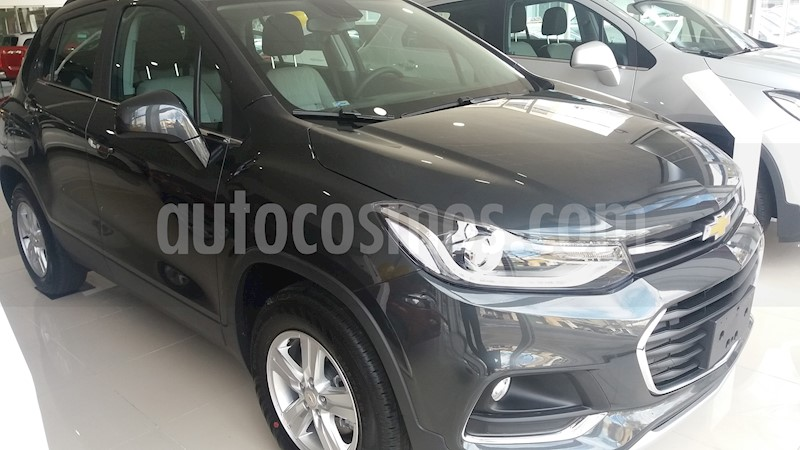 foto Chevrolet Tracker LTZ + 4x4 Aut nuevo