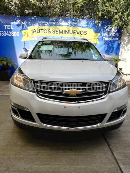 foto Chevrolet Traverse LT Piel usado