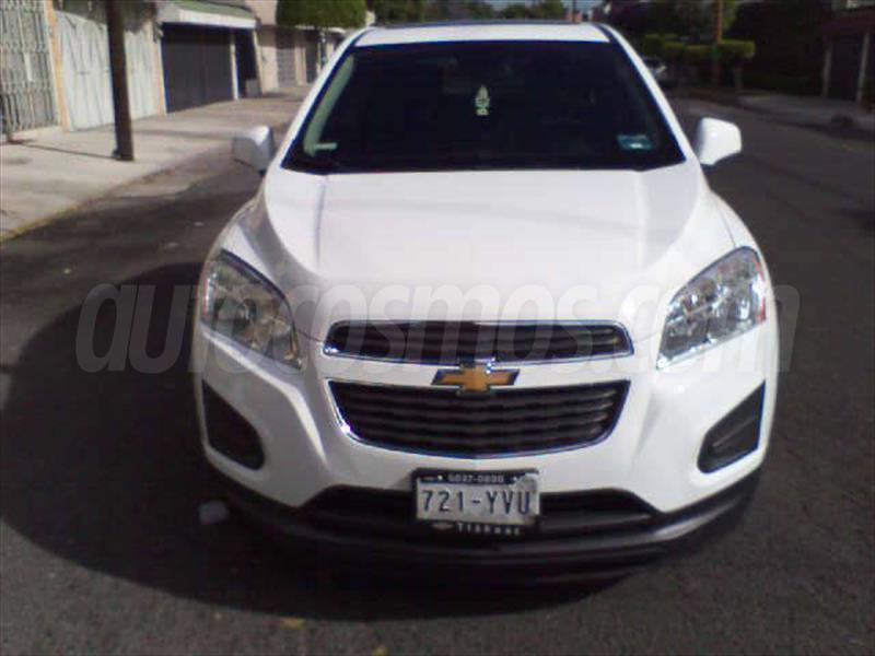 venta Auto Usado Chevrolet Trax LS (2013) color Blanco