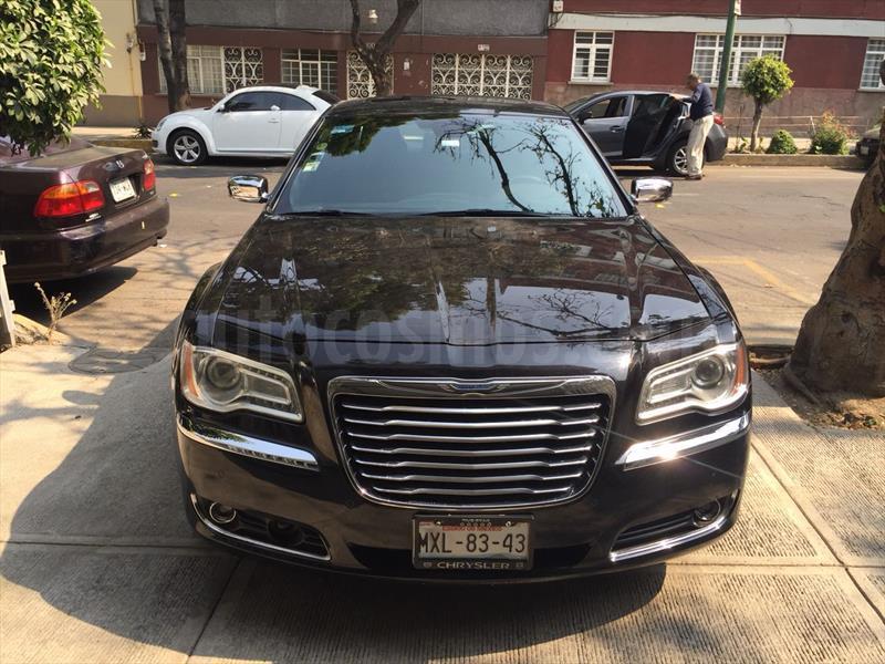 foto Chrysler 300 Limited 5 Vel. Seminuevo