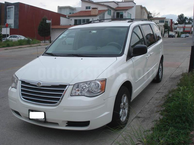 venta autos usado estado de mexico chrysler town and country lx 4 0l. Black Bedroom Furniture Sets. Home Design Ideas