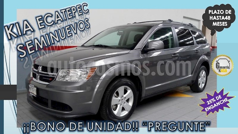 foto Dodge Journey SE 2.4L usado