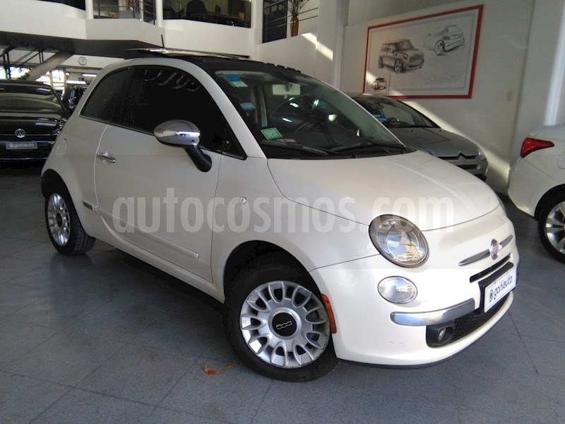 foto Fiat 500 1.4 16v MultiAir Lounge AT6 (105cv)