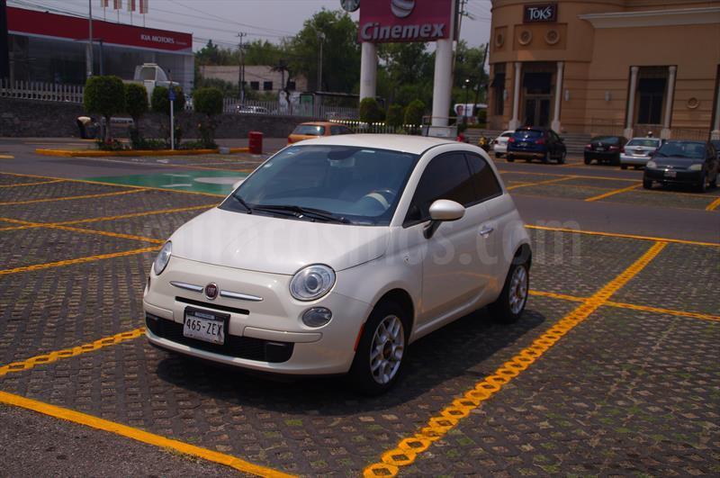 foto Fiat 500 Pop