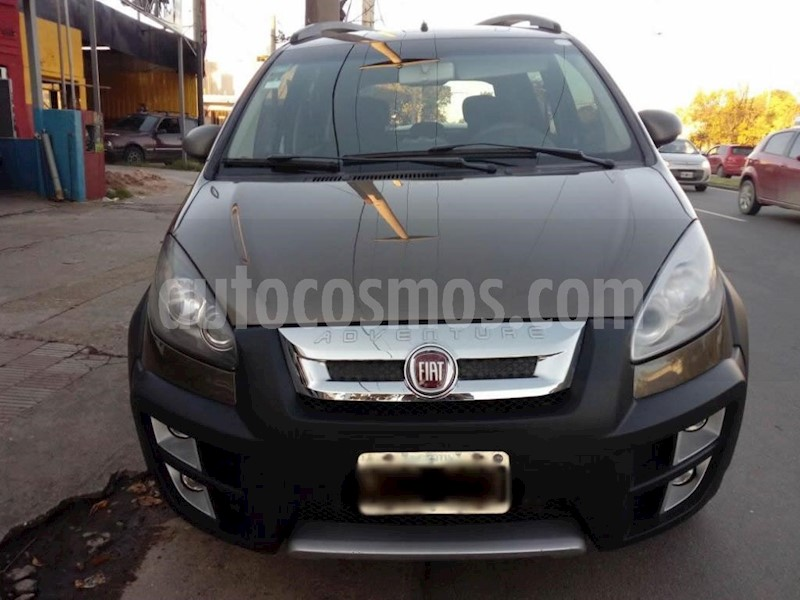 foto Fiat Idea 1.6 Adventure usado