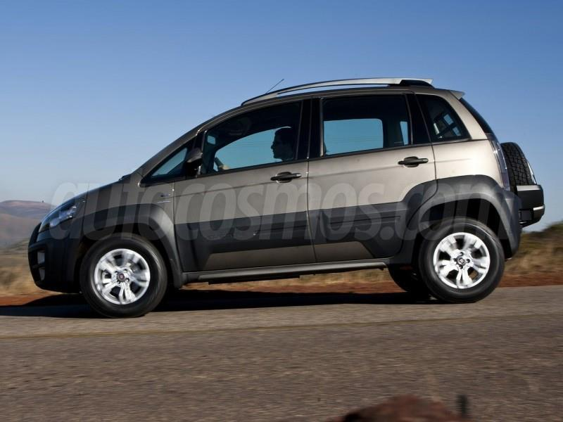 Venta auto usado fiat idea adventure 1 6 pack top 2011 for Precio de fiat idea adventure 2015