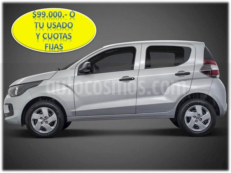 foto Fiat Mobi Easy Usado
