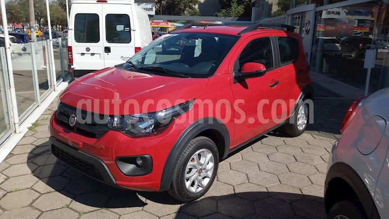 foto FIAT Mobi Way nuevo color Rojo Alpine precio $762.000