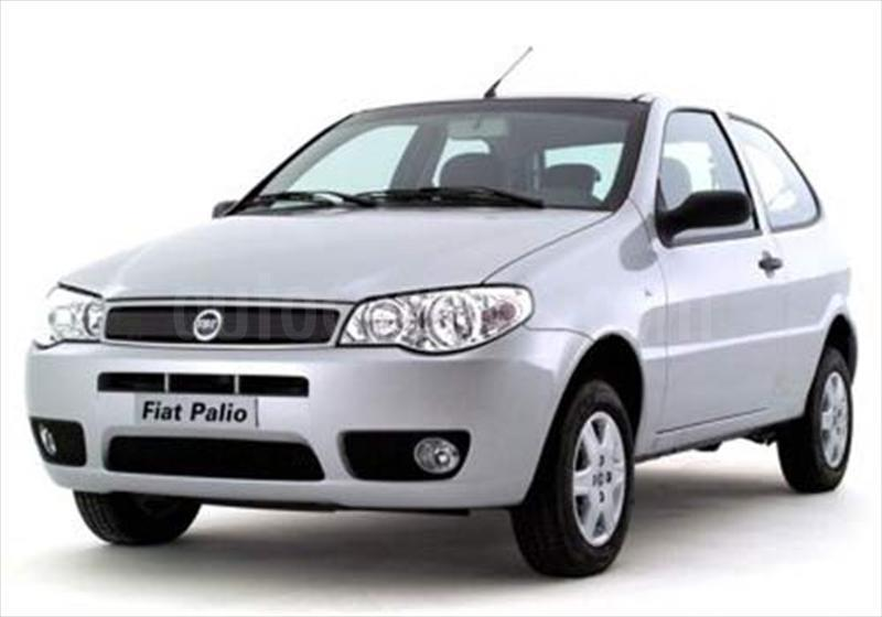 foto Fiat Nuevo Palio ELX 1.8L 5P usado