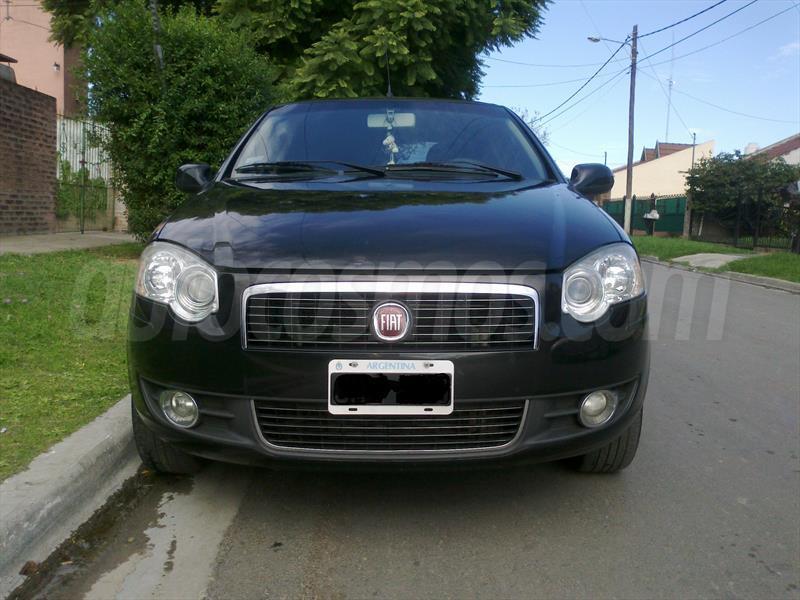 foto Fiat Palio 5P Essence (115Cv)