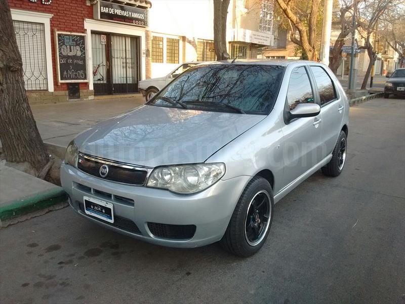 Venta Autos Usado Mendoza Fiat Palio 5p Hlx 1 8
