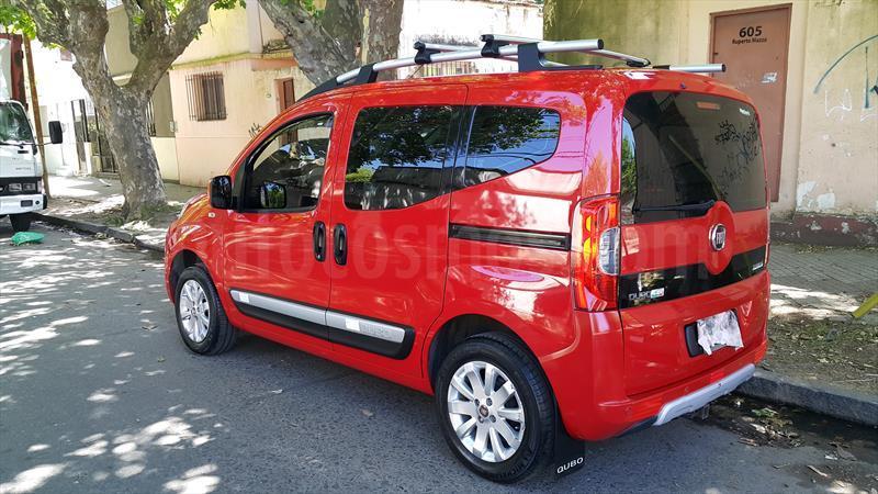 foto Fiat Qubo Trekking Edicion Limitada  usado