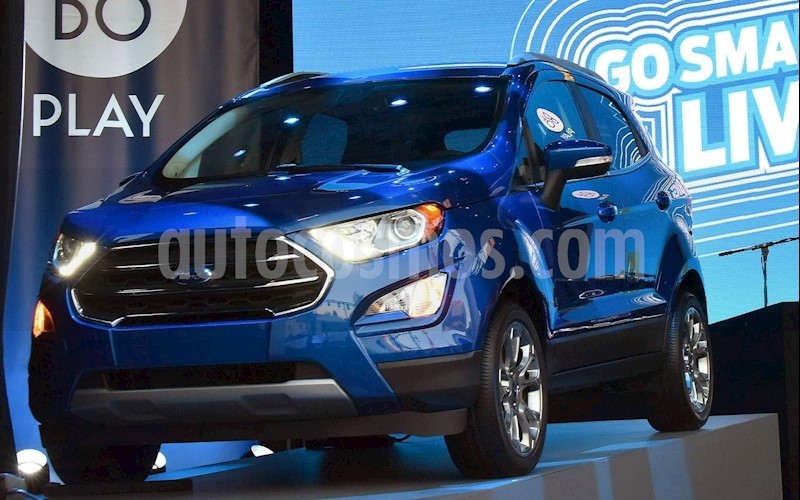 foto Ford Ecosport Automatica 4x2 usado