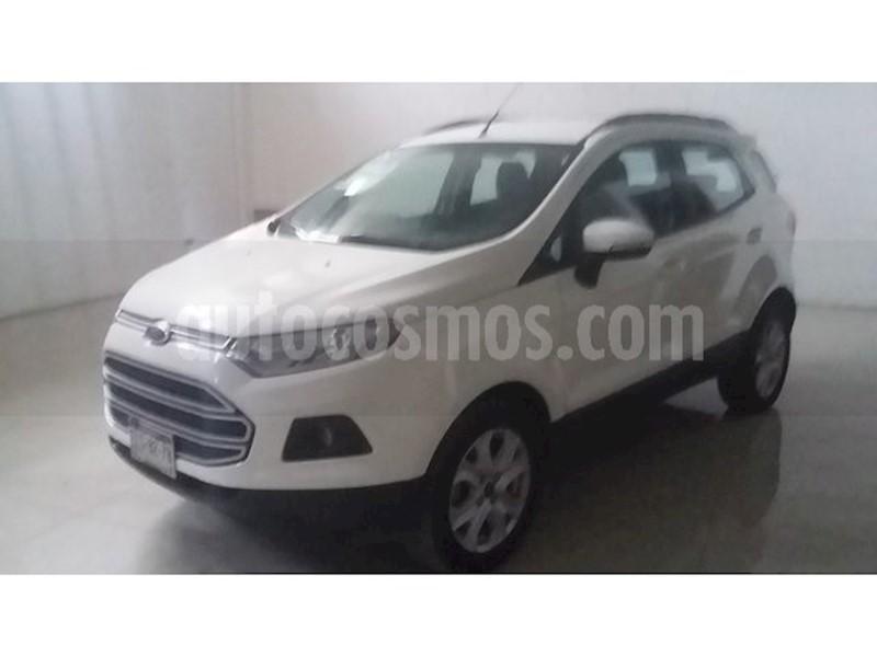 foto Ford Ecosport EcoSport 4x2 AT Seminuevo