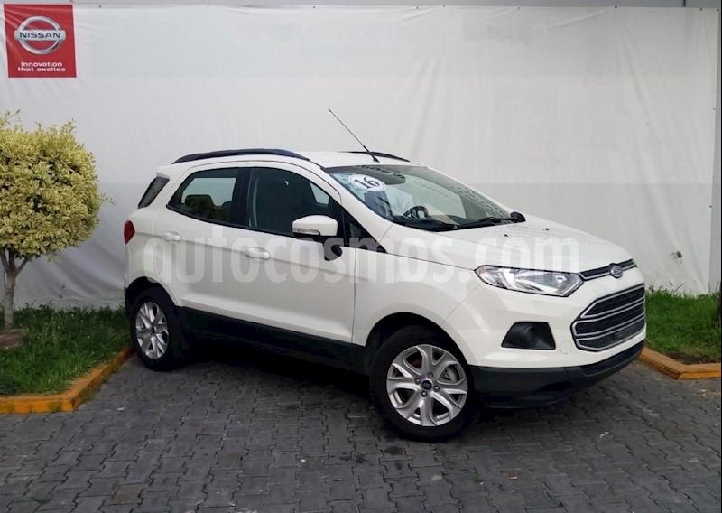 foto Ford Ecosport Trend Aut Seminuevo