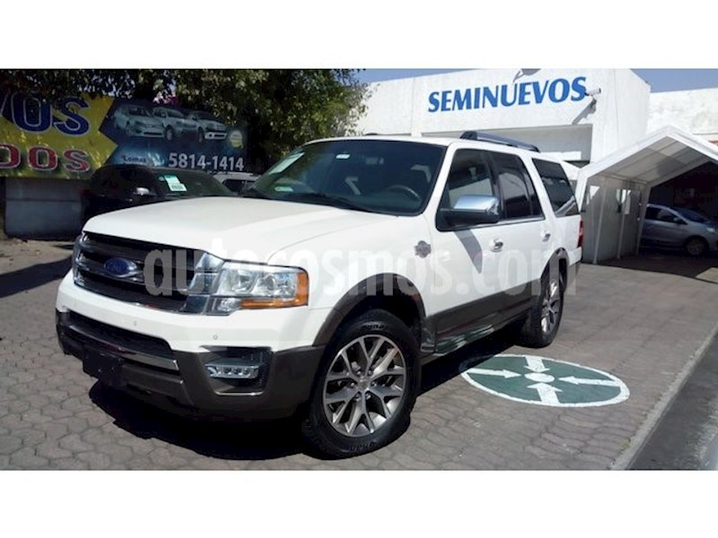 foto Ford Expedition King Ranch 4x2 Seminuevo
