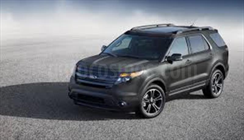 foto Ford Explorer Limited 4x4  usado
