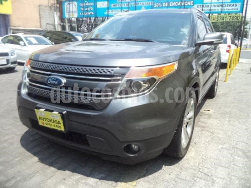 foto Ford Explorer Limited 4x4  Seminuevo