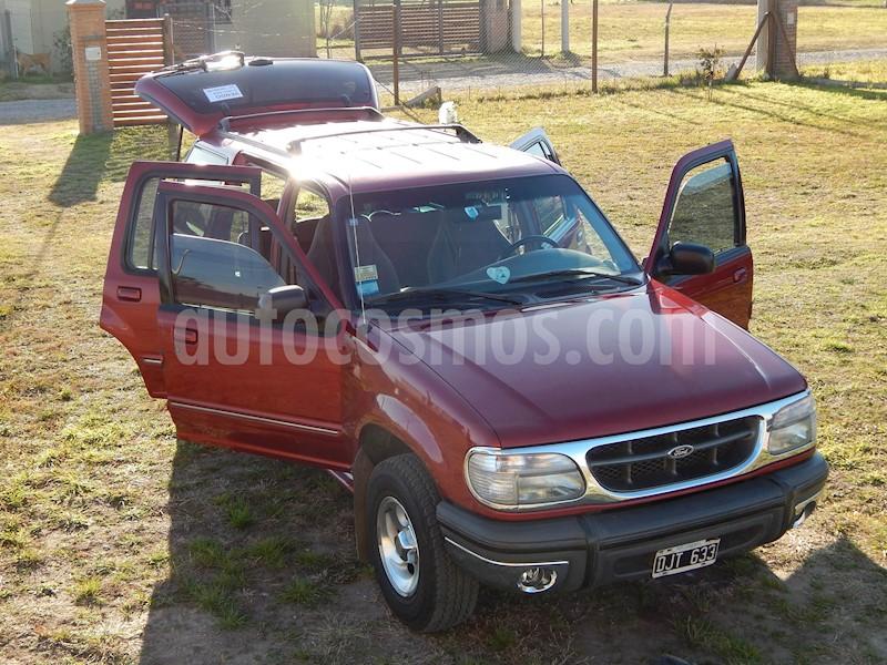 foto Ford Explorer XLT 4x2 usado