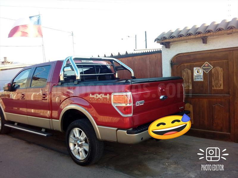 foto Ford F-150 CD Lariat 5.0L 4x4